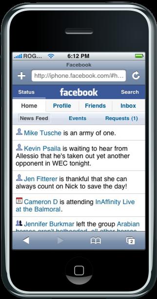 Facebook-Original-App